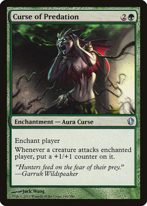 Curse of Predation :: C13