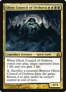 Ghost Council of Orzhova :: GPT