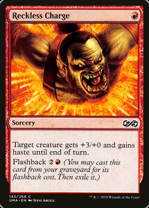 Reckless Charge [Foil] :: UMA