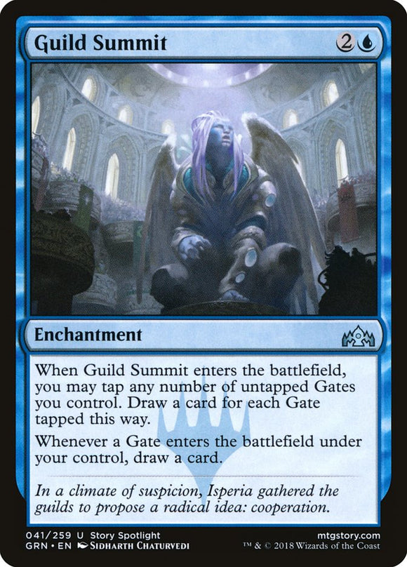 Guild Summit [Foil] :: GRN