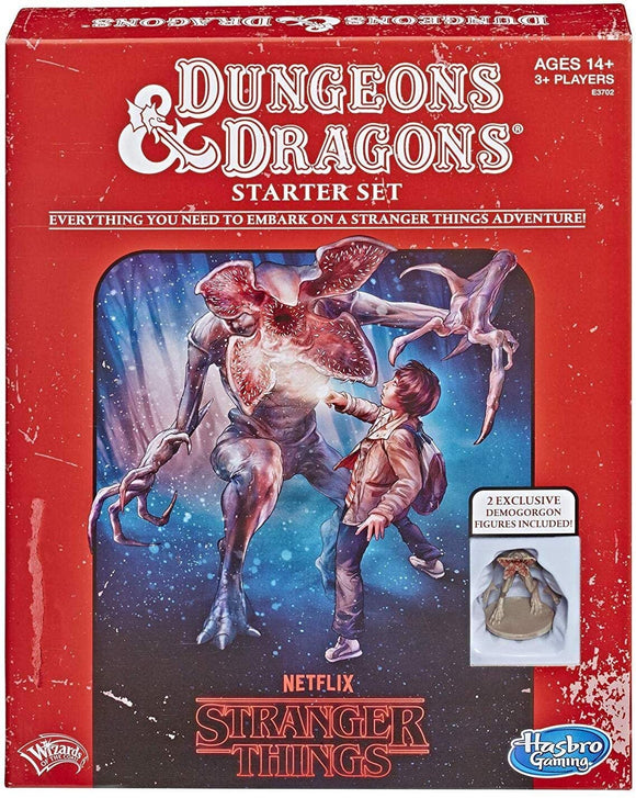 D&D RPG: Stranger Things Starter Set