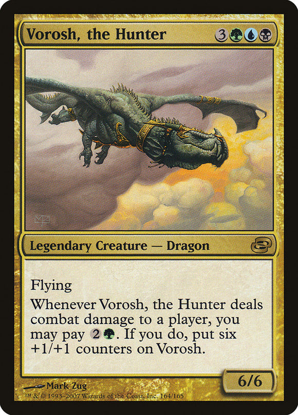 Vorosh, the Hunter :: PLC