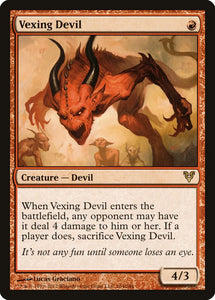 Vexing Devil :: AVR