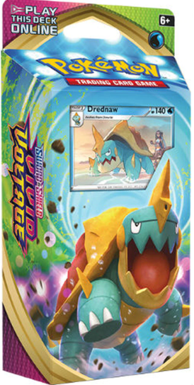 Vivid Voltage Theme Deck - Drednaw