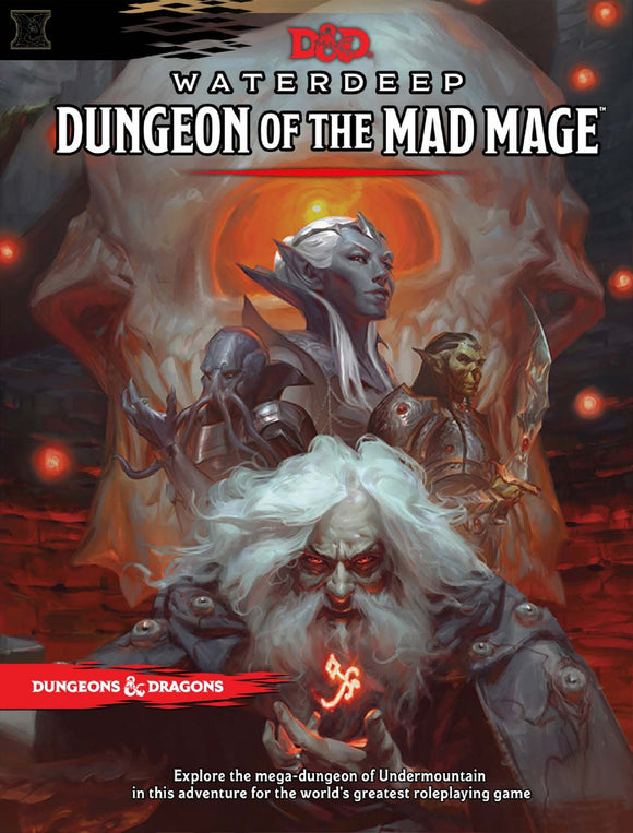 D&D RPG: Waterdeep - Dungeon of the Mad Mage