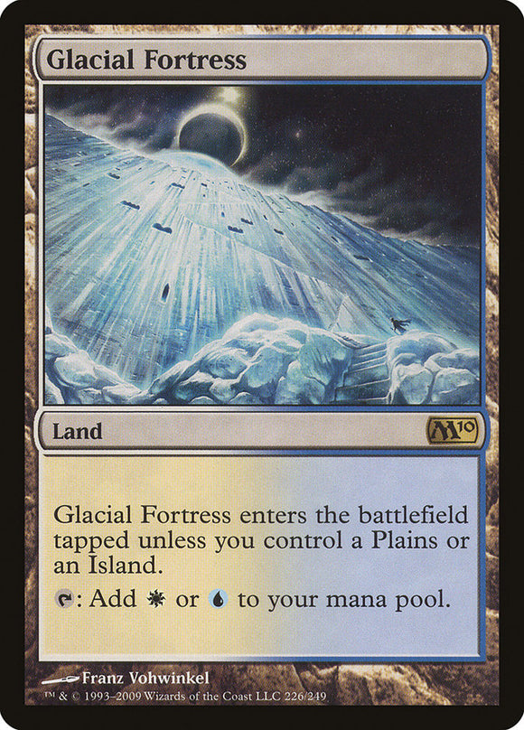 Glacial Fortress :: M10
