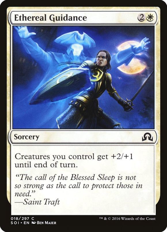 Ethereal Guidance [Foil] :: SOI