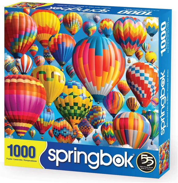 Balloon Fest (1000 pc puzzle)