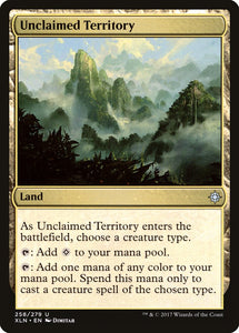 Unclaimed Territory [Foil] :: XLN