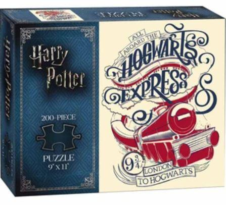 Hogwarts Express (200 pc puzzle)