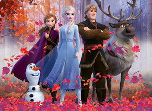 Frozen 2: Magic of the Forest (100 pc puzzle)