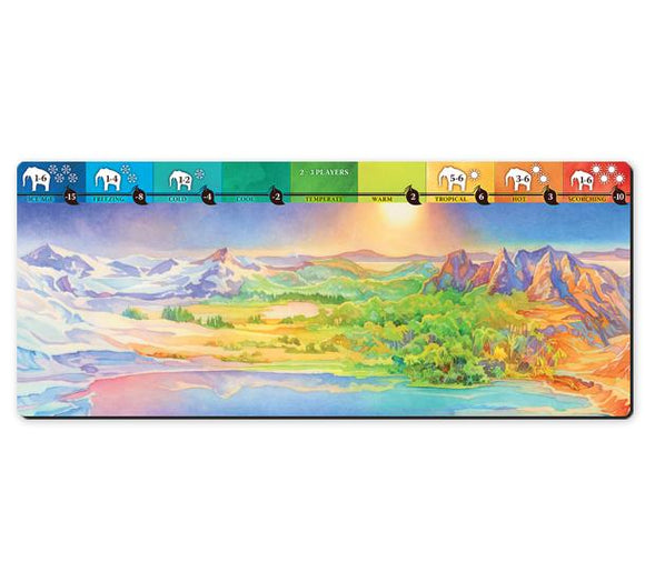 Evolution: Climate Play Mat