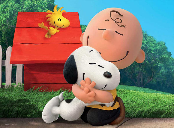 Peanuts - Best Friends (100 pc puzzle)