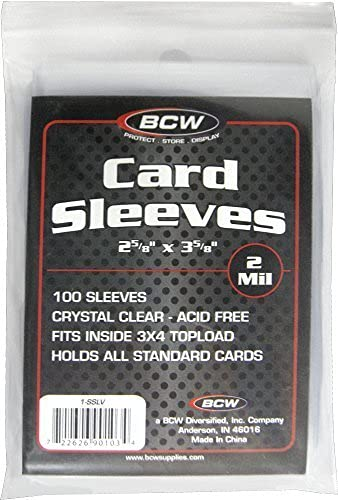 BCW Penny Sleeves