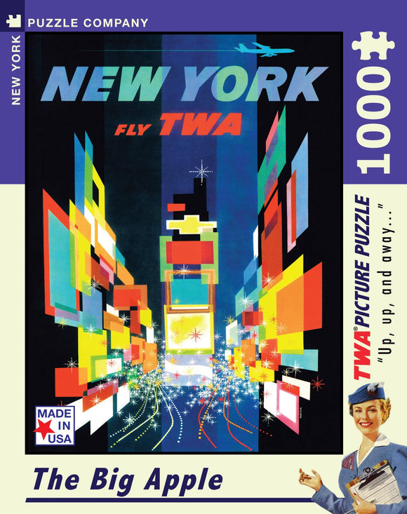 The Big Apple (1000 pc puzzle)