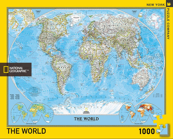 The World (1000 pc puzzle)