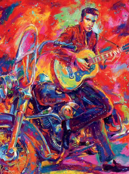 Blend Cota - Rock and Roll 550 pc Puzzle