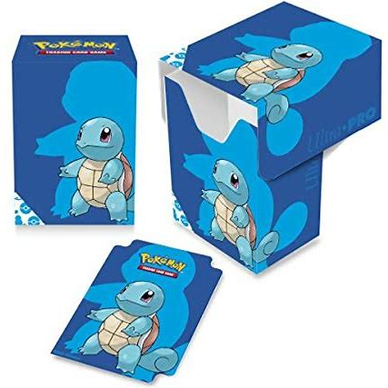 UP Deck Box Pokemon Squirtle