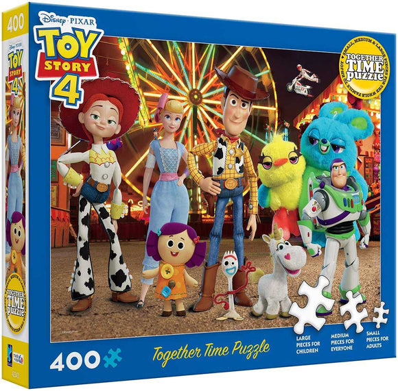 Together Time - Toy Story 4 (400 pc puzzle)
