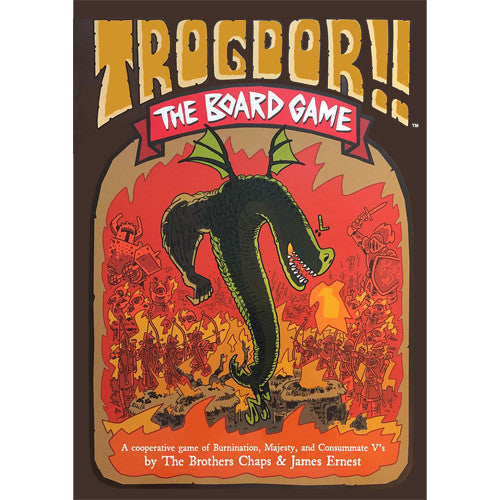 Trogdor: The Board Game