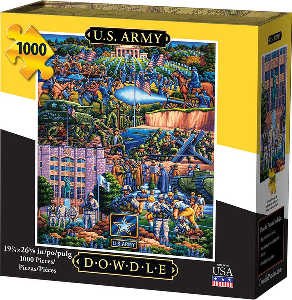 U.S. Army (1000 pc puzzle)