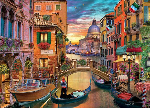 Cities - Venice 1000 pc Puzzle