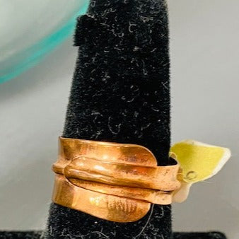 Beautiful Copper Ring