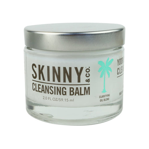Skinny & Co - Clarifying Cleansing Balm - 2oz