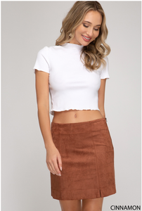 Cinnamon Bum Skirt