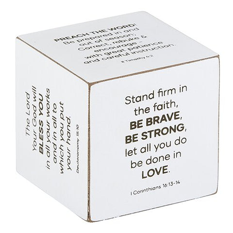 Well said Quote cubes
