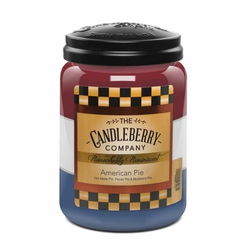 The Candleberry Large Candles