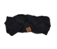 Women's Braided Knit Winter Head Band