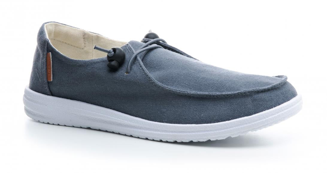 Kayak Denim Slip-ons