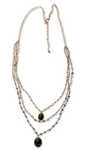 Myra GYPSY DANCE LAYERED NECKLACES