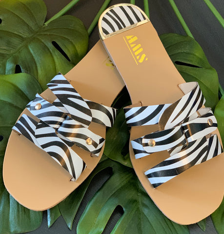 Adorable Zebra Sandal SALE