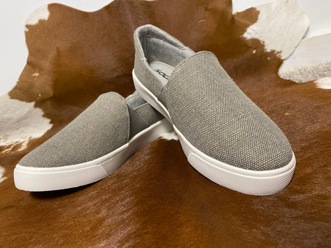 Mushroom Spirit Canvas Slip On Shoes