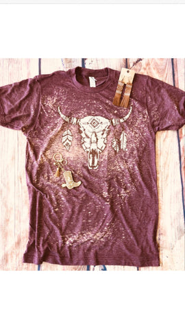 Take the bull by the horns T-shirt