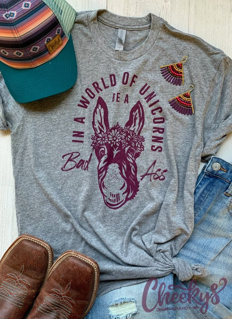 In a World of Unicorns T-shirt