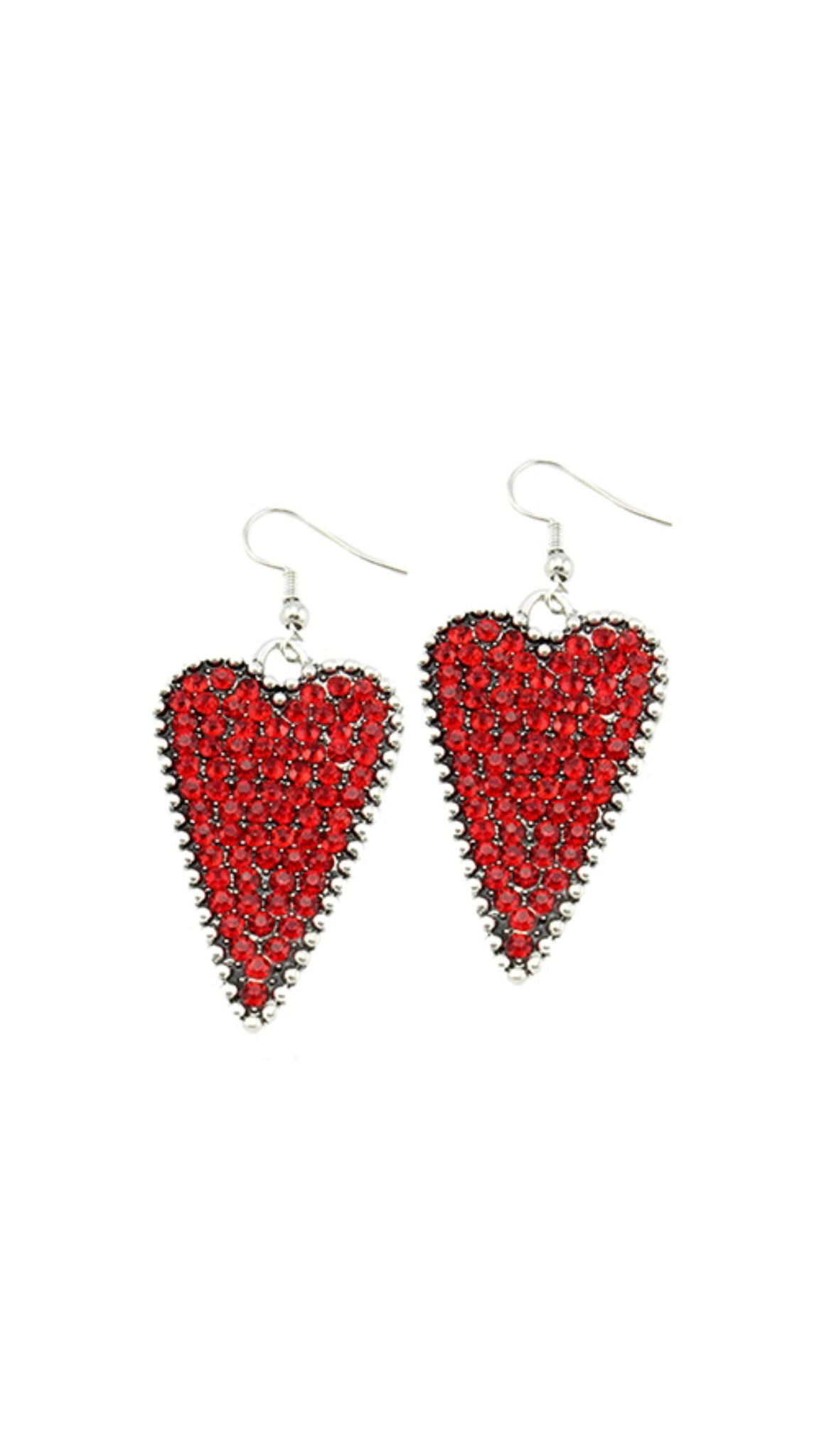 Rubie Heart Earrings