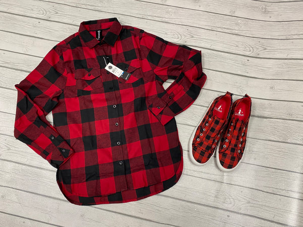Cozy Plaid Flannel