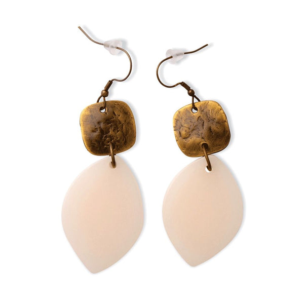 Fairy Wings Drop Earrings