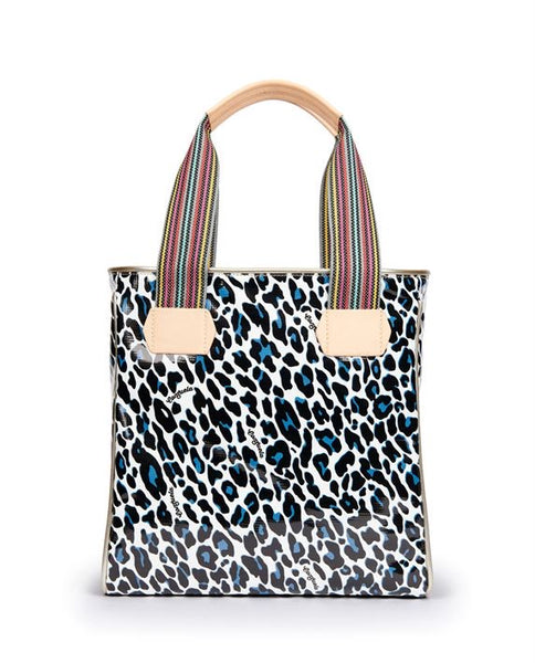 Lola Snow Jag Classic Tote by Consuela