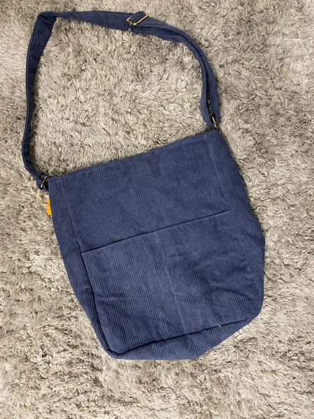 Cord Cross Body Purse