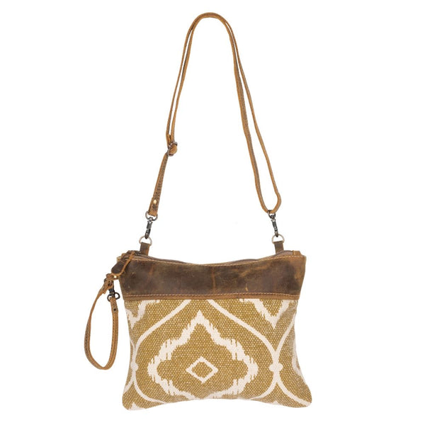 Myra Chocolate Caramel Small Crossbody Bag 2170