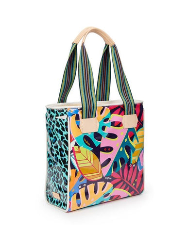 Maya Tropical Classic Tote by Consuela