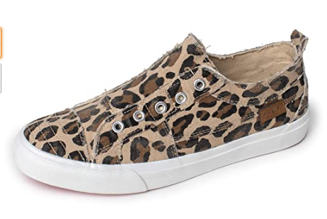Leopard Babaliu Tennis Shoes