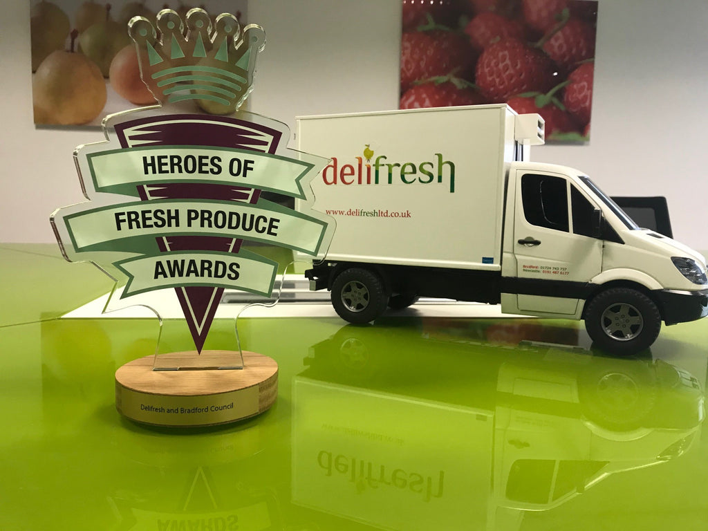 Heroes of Fresh Produce Award