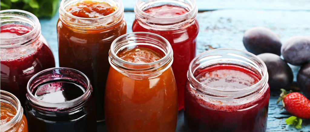 Jams, Chutneys & Preserves