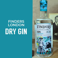 Gin, Finders London Dry - £25.00 INC VAT