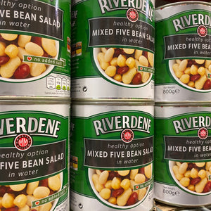 Tinned 5 Bean Salad x 800g